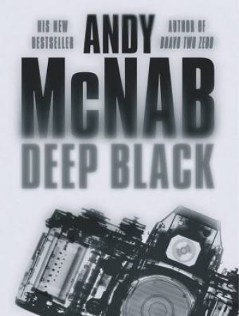 Deep Black - Cassette by Andy McNab