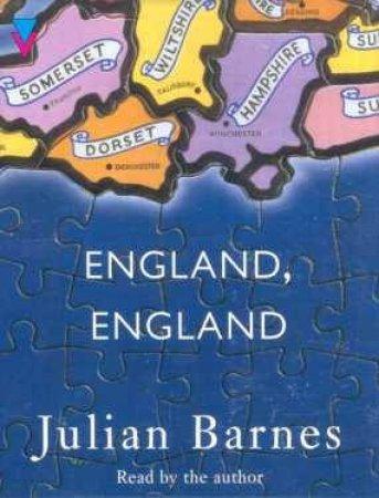 England, England - Cassette by Julian Barnes