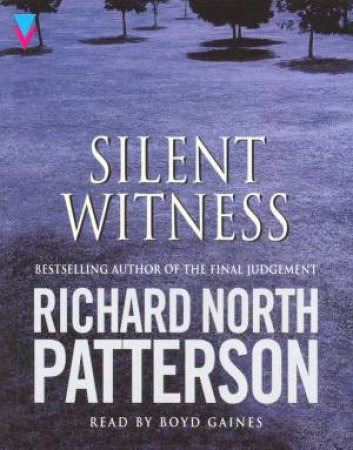 Silent Witness - Cassette by Richard North Patterson