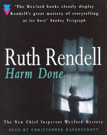 Harm Done - Cassette by Ruth Rendell