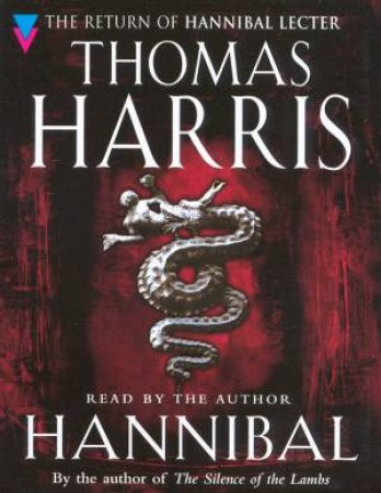 Hannibal - Cassette by Thomas Harris