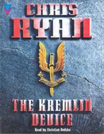 The Kremlin Device - Cassette by Chris Ryan