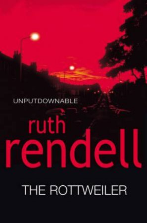 The Rottweiler - CD by Ruth Rendell
