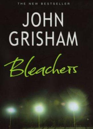 Bleachers - Cassette by John Grisham