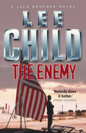 The Enemy - Cassette by Lee Child