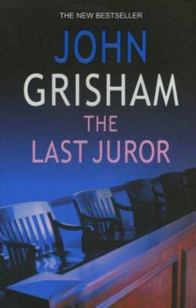 The Last Juror - CD by John Grisham