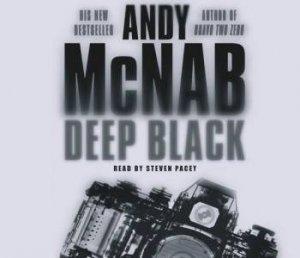 Deep Black - CD by Andy McNab
