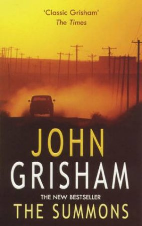 The Summons - CD by John Grisham