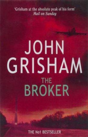 The Broker - Cassette by John Grisham
