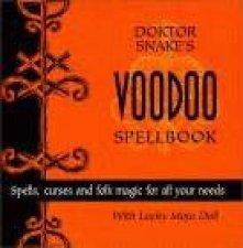 Doktor Snakes Voodoo Spellbook
