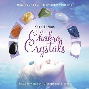 Chakra Crystals by Kate Tomas