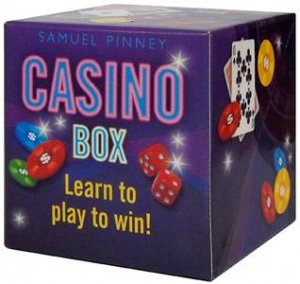 Bookinabox: Casino Box: Learn to play to win! by Samuel Pinney