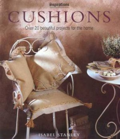 Inspirations: Cushions by Isabel Stanley