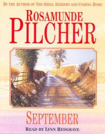September - Cassette by Rosamunde Pilcher