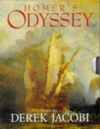The Odyssey - Cassette by Homer