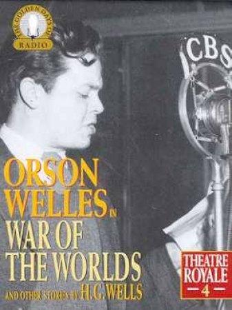 War Of The Worlds - Cassette by H G Wells