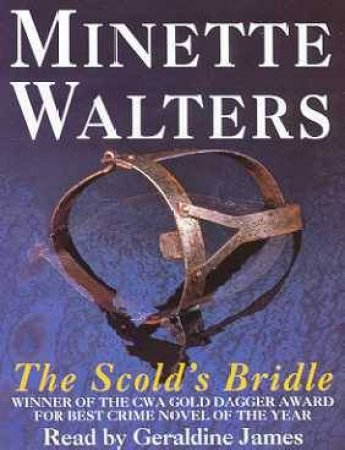 The Scold's Bridle - Cassette by Minette Walters