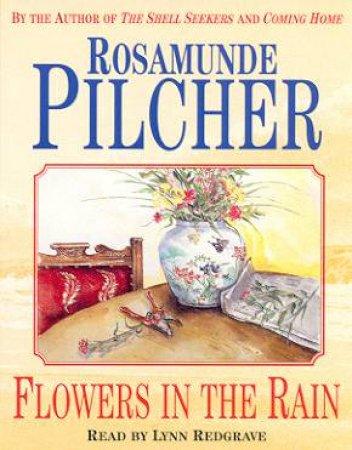 Flowers In The Rain - Cassette by Rosamunde Pilcher