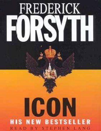 Icon - Cassette by Frederick Forsyth