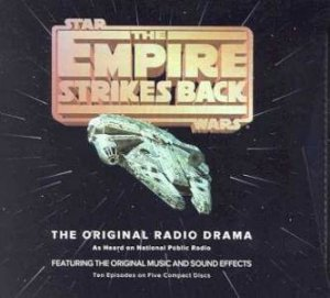 Star Wars: The Empire Strikes Back - CD by George Lucas