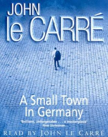 A Small Town In Germary -  Cassette by John le Carre