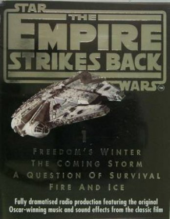 Star Wars: The Empire Strikes Back 1 - Cassette by George Lucas