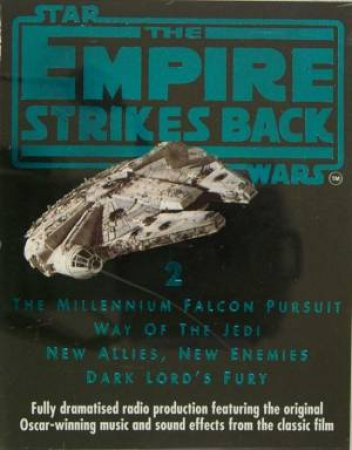 Star Wars: The Empire Strikes Back 2 - Cassette by George Lucas