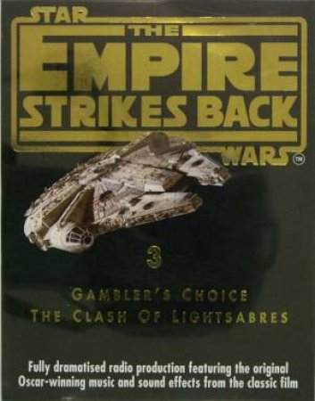 Star Wars: The Empire Strikes Back 3 - Cassette by George Lucas