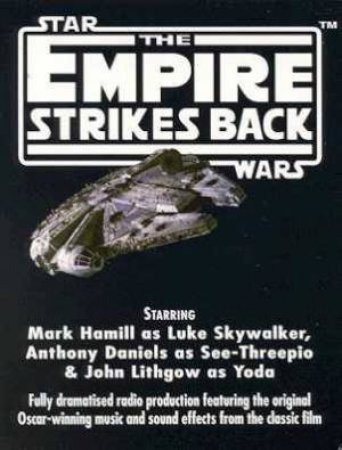 Star Wars: The Empire Strikes Back - Cassette by George Lucas