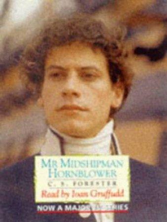 Mr Midshipman Hornblower - Cassette by C S Forester