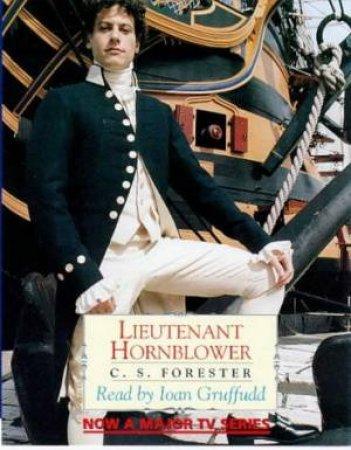 Lieutenant Hornblower - Cassette by C S Forester