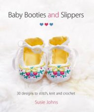 Baby Booties And Slippers