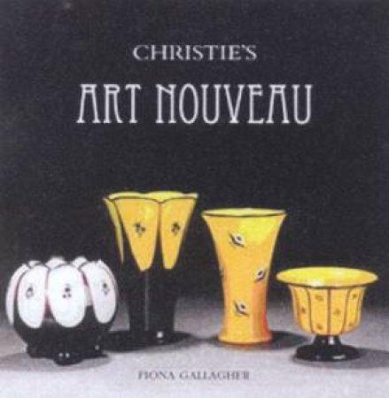 Christie's Art Nouveau by Fiona Gallagher
