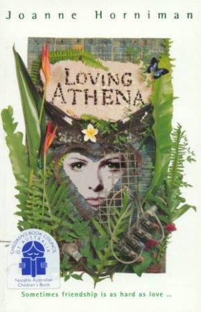 Loving Athena by Joanne Horniman