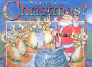 What's For Christmas?: Santa's Mystery Envelope Book by Various