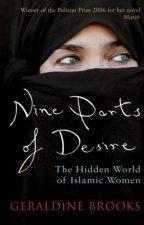 Nine Parts Of Desire The Hidden World Of Islamic Women