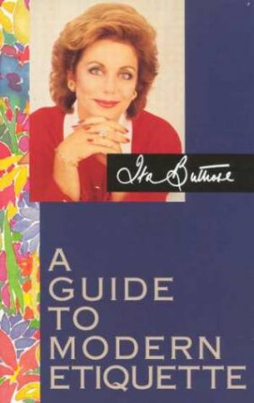 Image result for picture of ita buttrose with her book on good manners