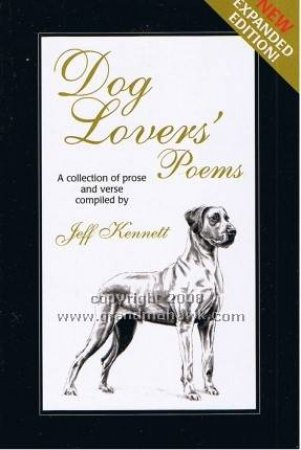 Dog Lovers' Poems by Jeff Kennett