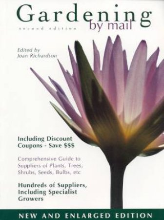 Gardening By Mail by Joan Richardson