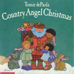 Country Angel Christmas by Tomie de Paola