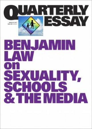 Benjamin Law On Sexuality, Schools And The Media, QE67 by Benjamin Law