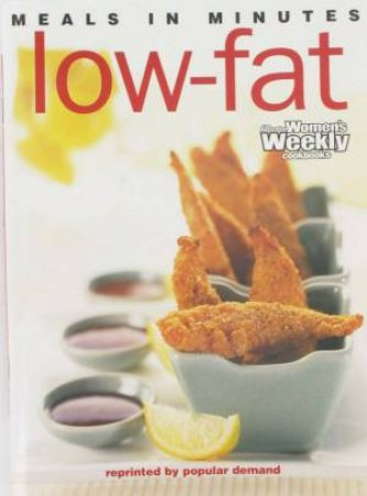 AWW: Meals In Minutes: Low-Fat by Various