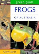 Green Guide Frogs Of Australia