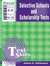 Excel Selective Schools  Scholarship Tests