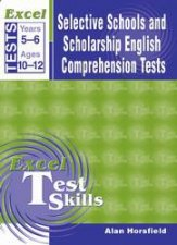 Excel Selective Schools and Scholarship Reading Tests Years 56