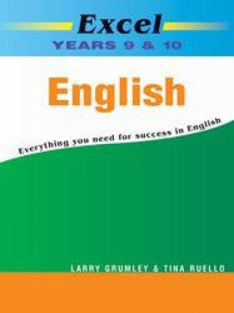 Excel School Certificate: English - Years 9 - 10