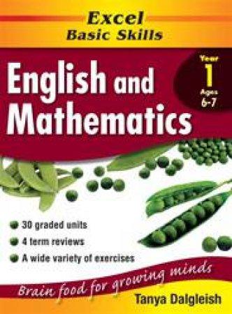 Excel Basic Skills: English & Mathematics Core Book - Year 1