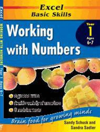 Excel Basic Skills: Working With Numbers - Year 1
