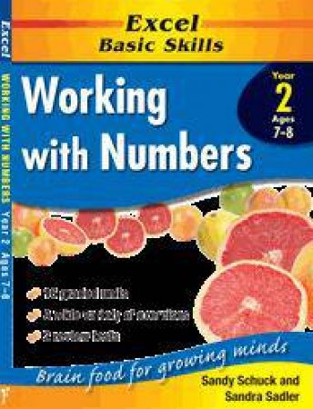 Excel Basic Skills: Working With Numbers - Year 2