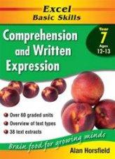 Excel Basic Skills Comprehension  Written Expression  Year 7